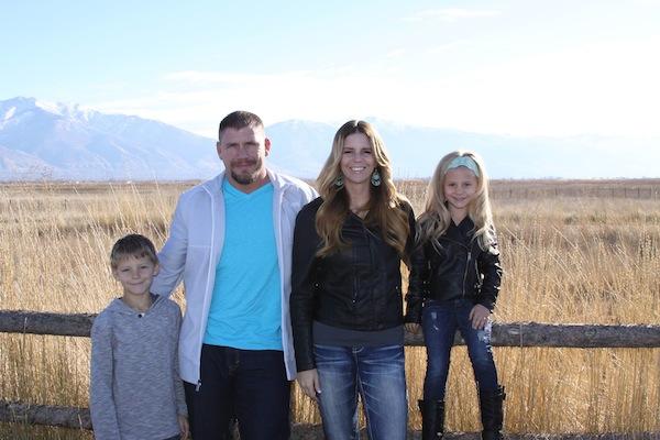 The Boren family was killed in their home in Spanish Fork Thursday night. Joshua Boren (second from left) shot his son Joshua,