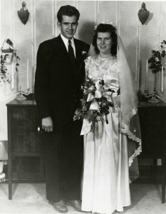 Boyd and Donna Packer were married in the Logan Temple, July 27, 1947. (Photo courtesy Mormon Newsroom.)
