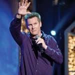 (AUDIO) Take Luck: Brian Regan talks comedy, family and Utah
