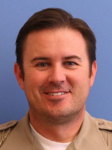 Utah County officer Sgt. Cory Wride was shot and killed on Thursday night. (Photo courtesy Utah County Sheriff's Office)
