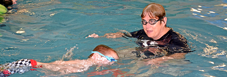 Swimming In Service Pg 39 S Sheila Morrison Has Dedicated