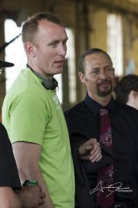 "Lehi resident Adam White directed the new comedy ""Inspired Guns."" (Photo courtesy Adam White)"