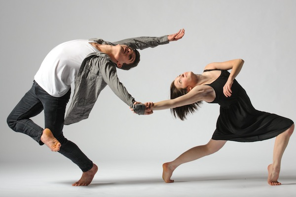 "BYU's ""Encounters"" uses contemporary dance to show the beauty of unanticipated moments. (Photo by BYU Photo)"