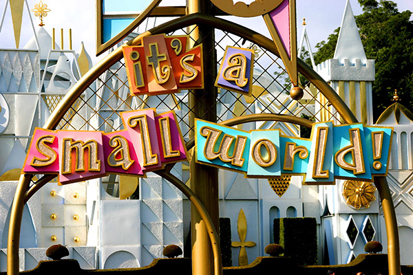 """""""It's a Small World"""" is one of the most popular attractions of all time at Disneyland Resort."""