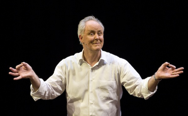 John LIthgow will perform his piece (Photo courtesy BYU)