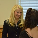 Elizabeth Smart shares strength with at risk girls at the Heritage School