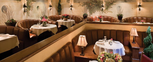 Few restaurants in Utah Valley have the ambiance of Harvest Restaurant. (Photo provided by Harvest Restaurant)