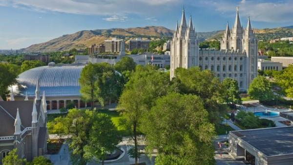Blah Blah (Photo courtesy Mormon Newsroom.)