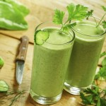 Taylor's green smoothie recipe
