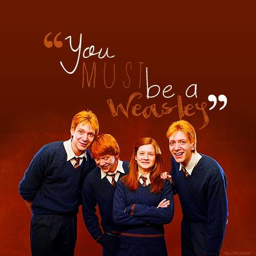 Harry Potter - Weasley