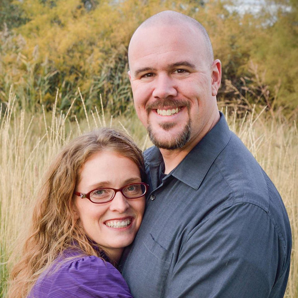 Marriage and family therapist Dr. Lance Dome (pictured with his his wife, Shiree) practices in Saratoga Springs.