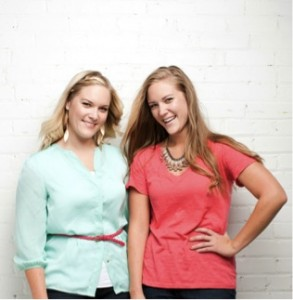 Body image experts Lindsay and Lexie Kite will speak at UVU this Friday.