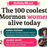 How do you get on the 100 coolest women list?