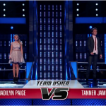 Provo natives face-off in the Battle Rounds of 'The Voice'