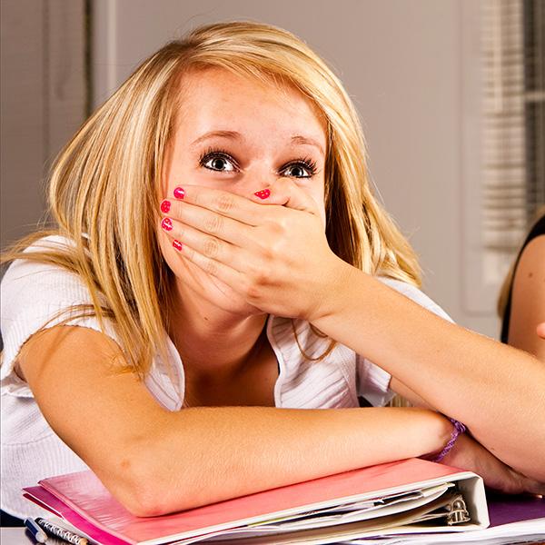 Embarrassed Teens 116