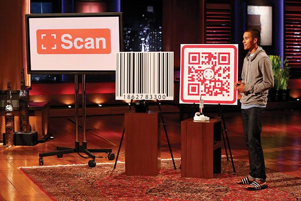 "CODE RED: The night ""Shark Tank"" aired, Scan's app ranked No. 1 in its category across multiple app markets."