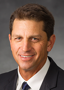 BYU head baseball coach Mike Littlewood. (Photo by BYU Photo)