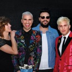 Neon Trees headlining final concert in 2014 Rooftop Concert Series