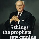 5 things the prophets saw coming