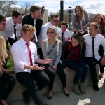 Stuart Edge video reenacts Disney's 'Kiss the Girl' with unsuspecting strangers