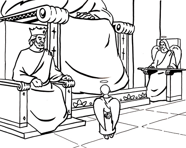 heaven coloring pages - sneak peek at 39 heaven is for real 39 10 images of heaven