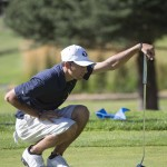 Bruce Summerhays and BYU's Parkinson linked by golf and church service