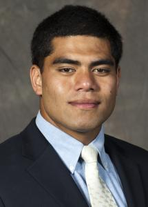 Uona Kaveinga (Photo by BYU Photo)