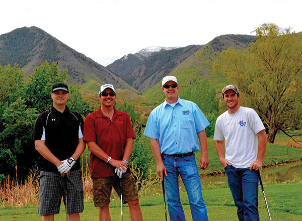 The Spanish Fork Rotary Club and Spanish Fork Chamber of Commerce are holding a golf tournament to give out college scholarships. (Photo courtesy Spanish Fork Rotary Club)