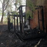 Update: Provo police looking for suspect in arson case