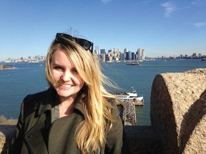 Danielle Murphy Croxton graduated from Orem High School in 2004 and now lives in New York City.