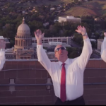 Mormon church leaders take 'Happy' to the stake level