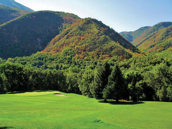Hobble Creek won the Best Golf Course in Utah Valley award.