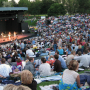 The SCERA Shell Outdoor Theatre has musicals and musicians as part of their summer lineup. (Photo courtesy SCERA)
