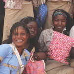 'Days for Girls' keeps Africans in class during periods