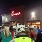 6 signs you're a Chick-fil-A camping expert