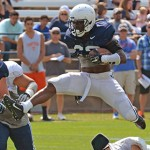 Adam Hine shows in one play why BYU won't miss Williams in game 1