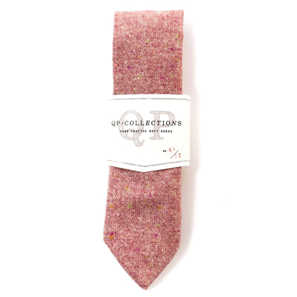 Rose-Tweed-Square