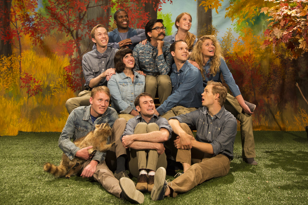 New clean-comedy sensation Studio C will perform at the Pocket Film Fest.