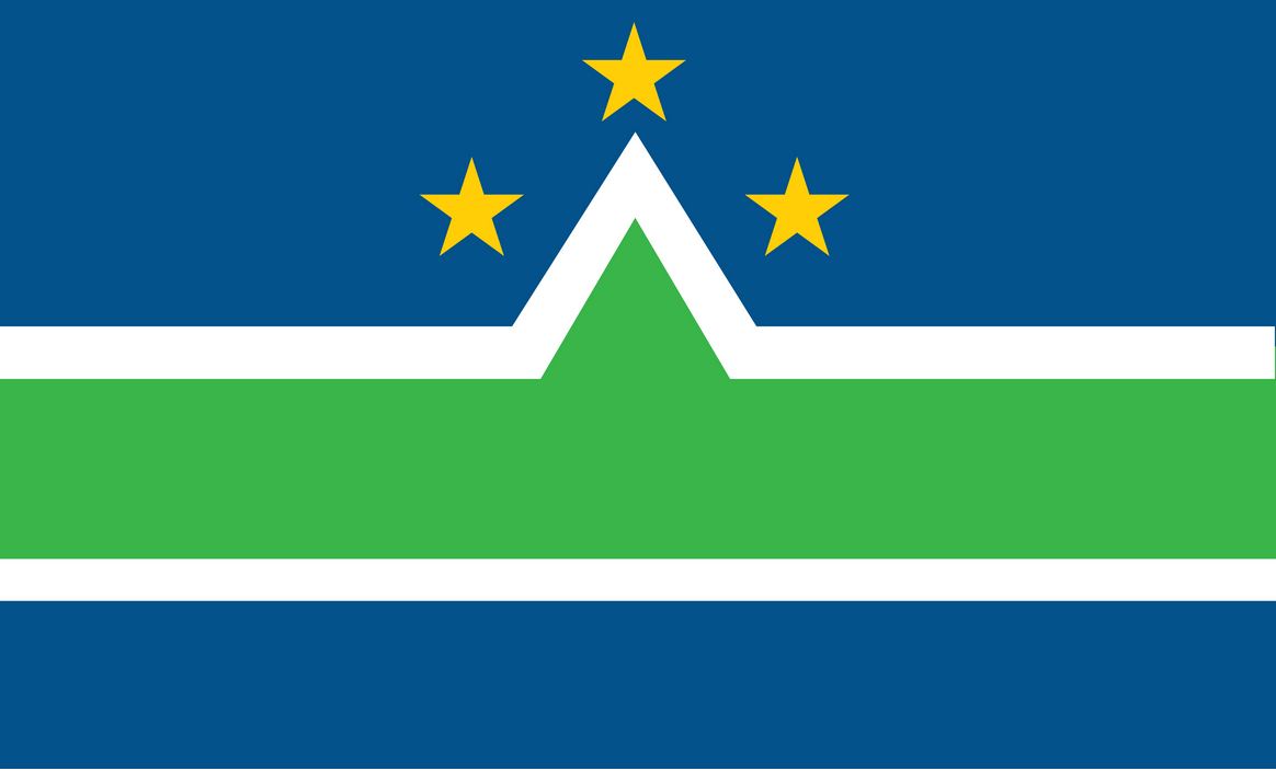 provo residents voted on the flag and chose option one this flag with - Flag Design Ideas