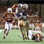 Taysom Hill vs. Texas meme