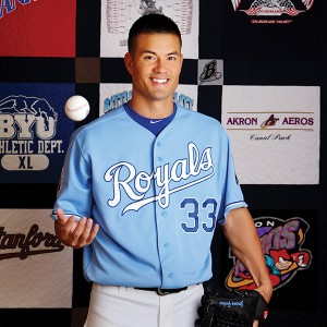 Pleasant Grove resident Jeremy Guthrie will be the starting pitcher for the Kansas City Royals in Game 3 tonight of the 2014 World Series against the San Francisco Giants.
