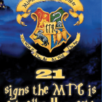 21 signs the MTC is actually Hogwarts