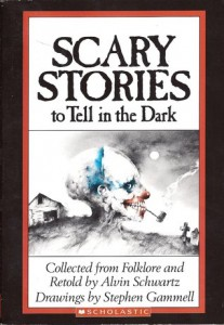 """Scary Stories to Tell in the Dark"" by Alvin"