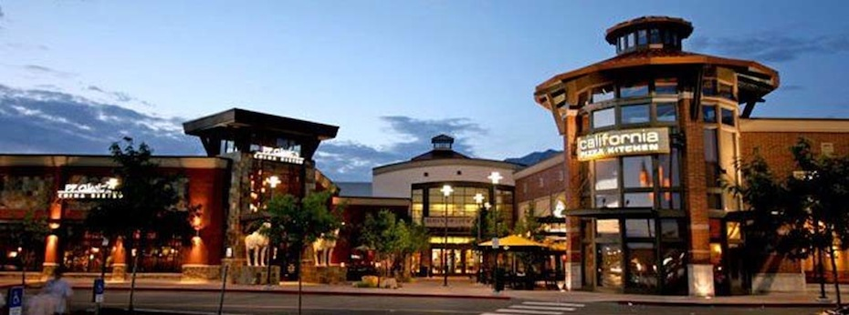 The single level University Mall, which opened , was the first mall in the Provo-Orem area. The mall is actually located in Orem, a planned suburban city immediately north of Provo. When University Mall opened, it was anchored by Utah-based ZCMI – one of the only major retailers owned by a religious organization, the Mormon Church - and JCPenney.