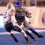 BYU football gets blown up by Boise State, loses fourth straight