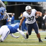 BYU football already loving November, downs Middle Tennessee State