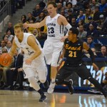 BYU expects things to be different against No. 25 Gaels at Marriott Center