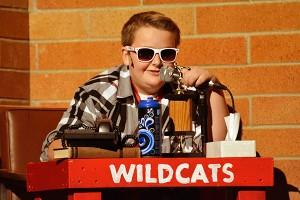 "Mountain Ridge Junior High School is having a special sing-a-long version of ""High School Musical"" on Saturday. (Photo by Matt Bennett)"