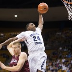 Two BYU basketball players to transfer from team