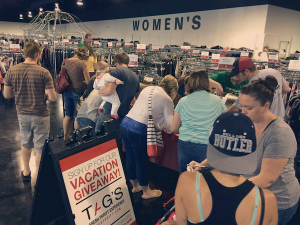 TAG'S, a new thrift store in American Fork, has clothes, books, a deli and more. (Photo courtesy TAG'S)